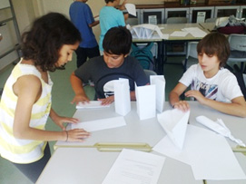 Mef Ulus Ilkokulu Fen Matematik Ve Teknoloji Alanı Etkinlikleri